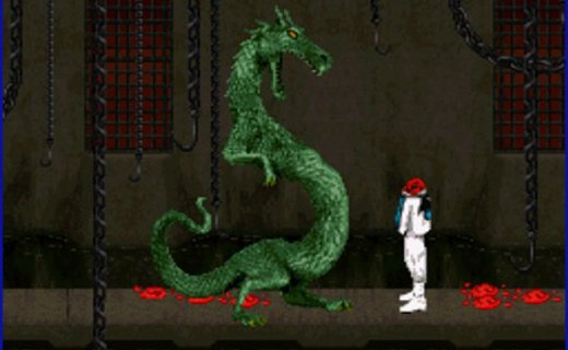 Calling Liu Kang a Shaolin monk would be like calling battery acid a 'tasty beverage'.
