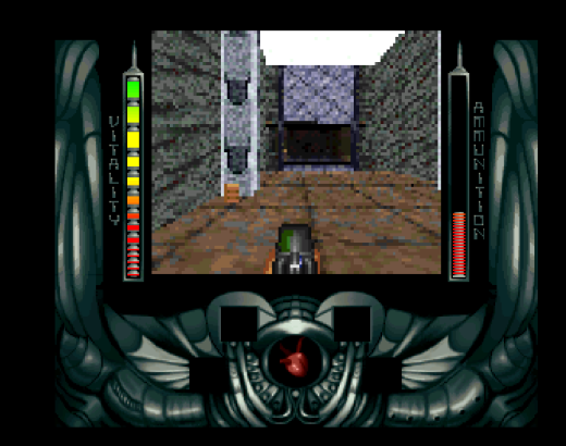 I think I've seen Sega CD games with more screen size on them.