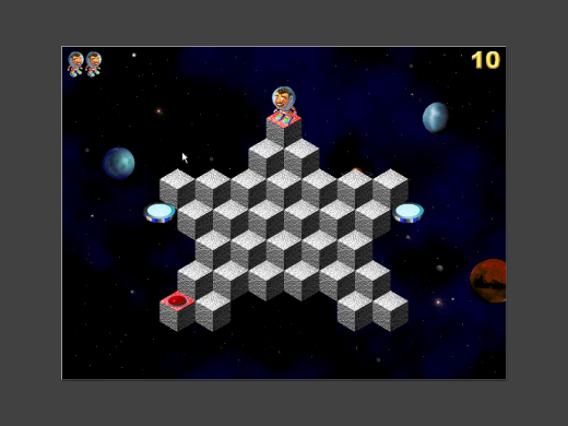 I didn't think asteroids stacked like that, and I bet you didn't, either. Now you know!