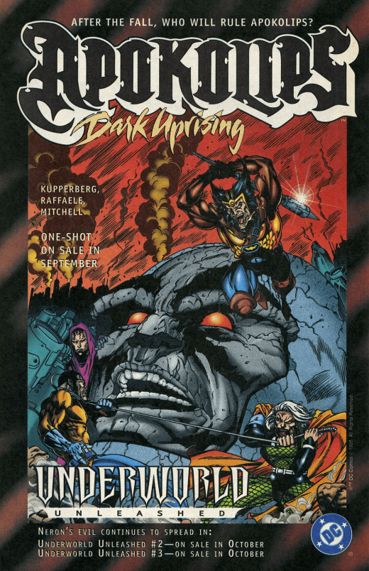 Apokololips Dark Uprising
